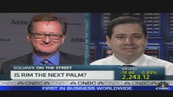 RIMM the Next PALM?