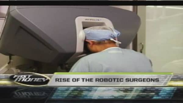 Rise of the Robodocs