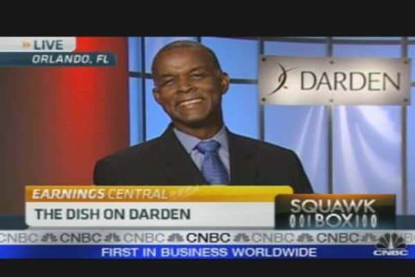The Dish On Darden