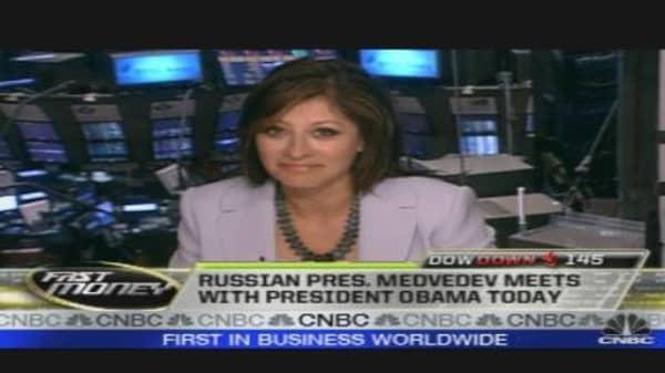 Trading the Globe: Russia's Resurgence