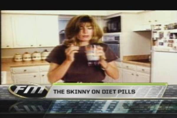 New Skinny On Diet Pills