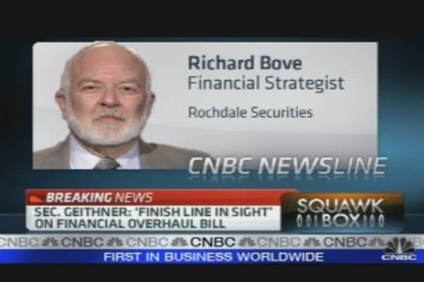 Why Stocks Will Rally: Bove
