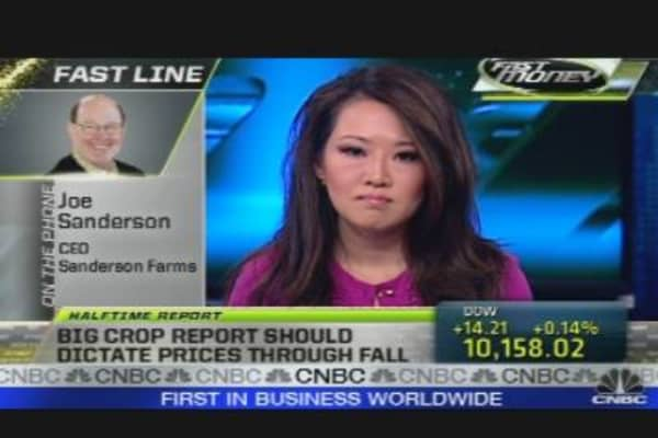Sanderson Farms CEO on the Record