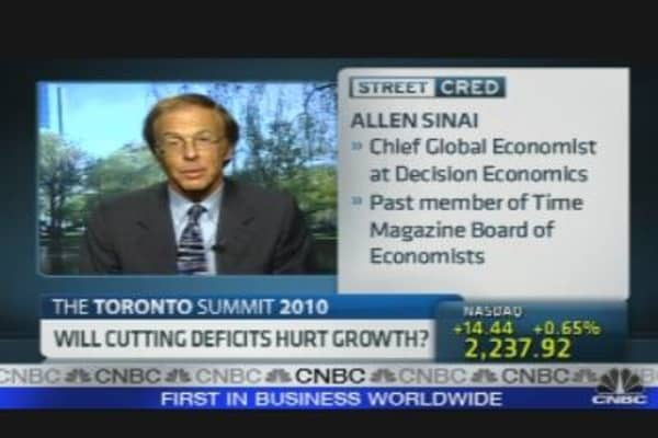 Will Cutting Deficits Hurt Growth?