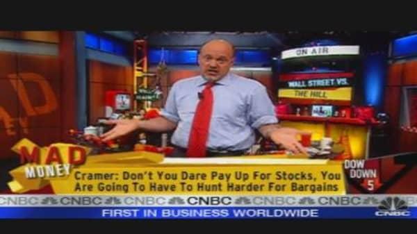 Washington's Anti-Stock Agenda?