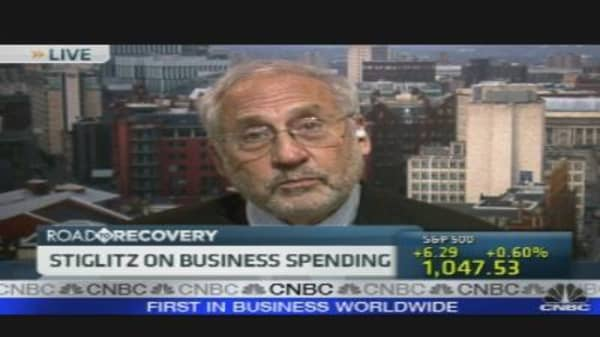Stiglitz on the Global Economy