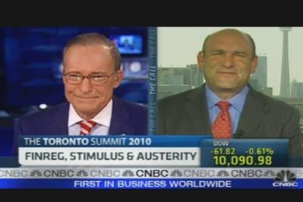 Stimulus vs. Austerity