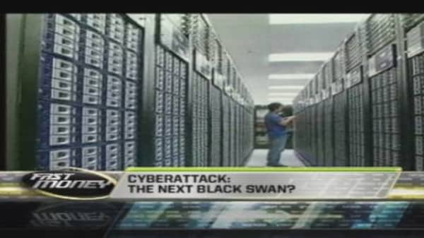 Cyberterrorism: The Next Black Swan?