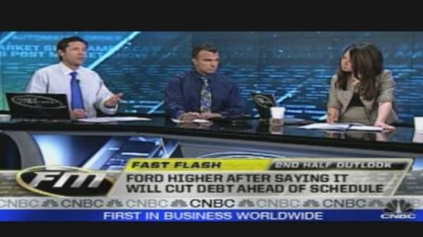 Fast Flash: Ford