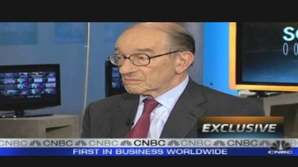 Greenspan on US Economy