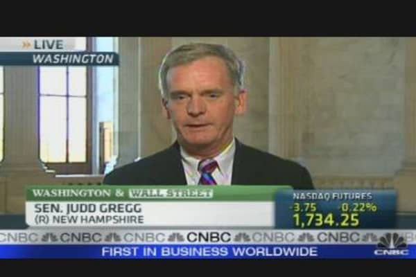 Judd Talks FinReg
