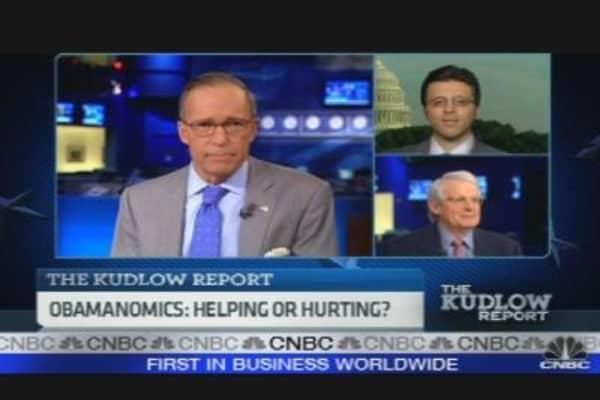 Obamanomics: Helping or Hurting?
