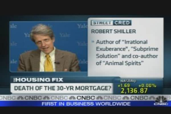 Do We Need the 30-Year Fixed Mortgage?
