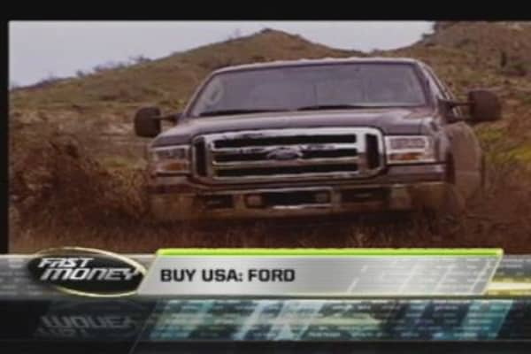 Buy USA: Ford