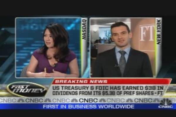 U.S. Makes Billions on Citi Bailout