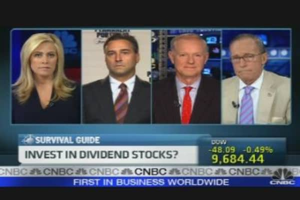 Invest in Dividend Stocks?
