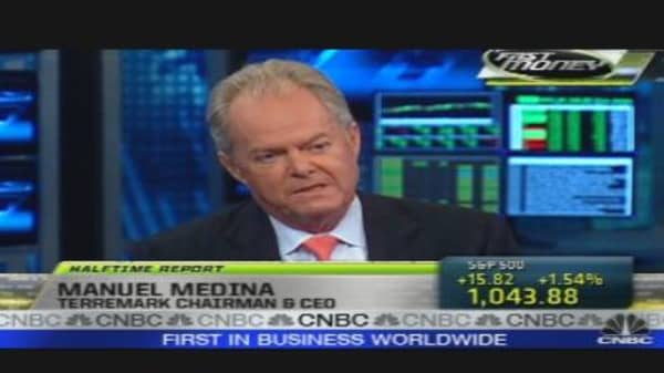 Call to the Floor: Terremark Worldwide CEO