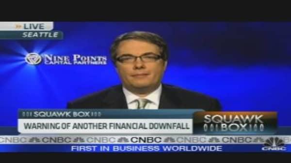 Repeat of 2008 on Horizon: Market Pro