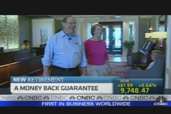 New Retirement: A Money Back Guarantee