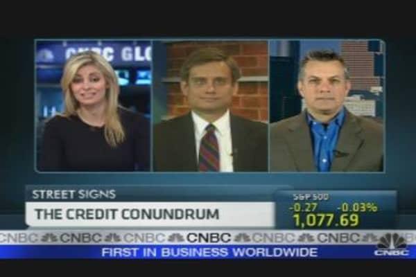 Consumer Credit Conundrum