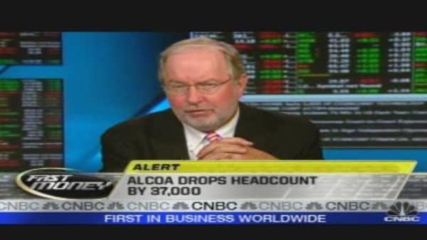 Prop Desk: Alcoa