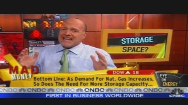 Storage Space?