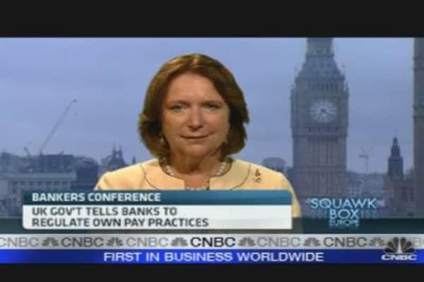 UK Already Has Bank Pay Rules: BBA