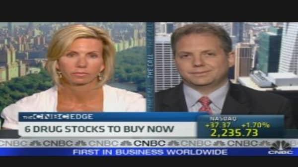 6 Drug Stocks to Buy Now