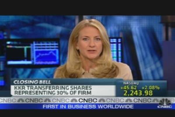 KKR to Make NYSE Debut Thursday