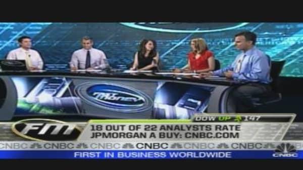 Fast Money 360: JPMorgan
