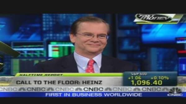 Call to the Floor: Heinz