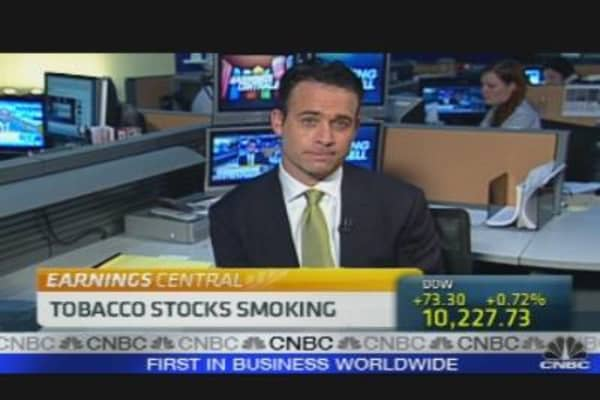 Tobacco Earnings Preview