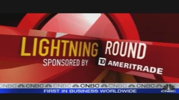 Lighting Round