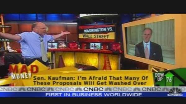 Wall Street vs. Wall Street