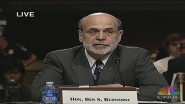 Bernanke: The State of Monetary Policy
