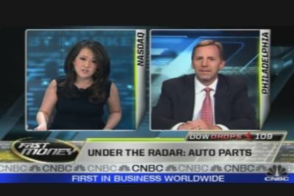 Under the Radar: Auto Parts Rockin'