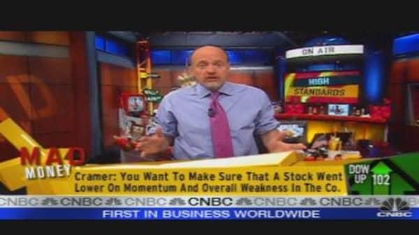 Do Your Homework: Cramer