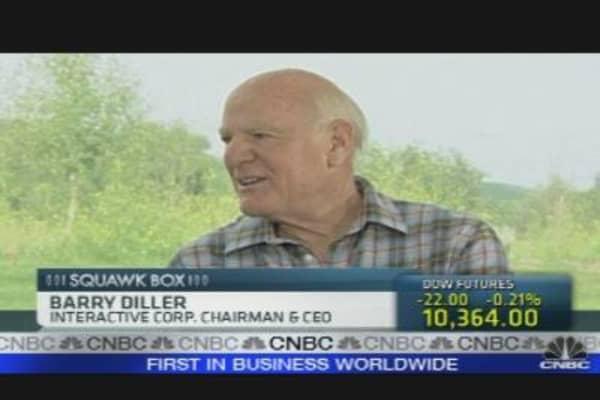 Diller: Set Internet Free