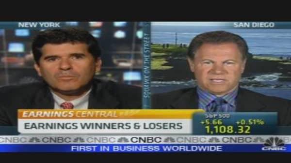 Earnings Winners & Losers