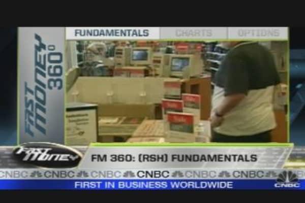Fast Money 360: RadioShack