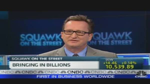 CEOs Banking Billions