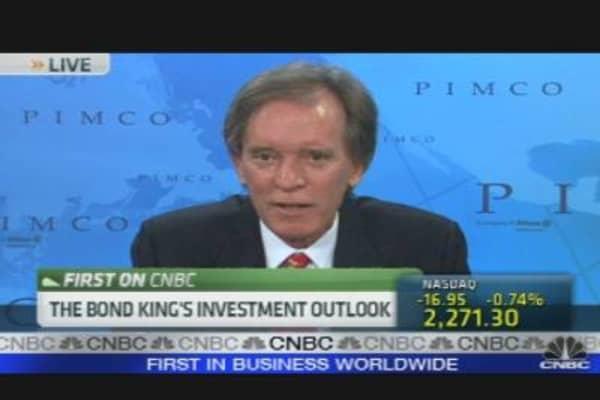 Bond King's Investment Outlook