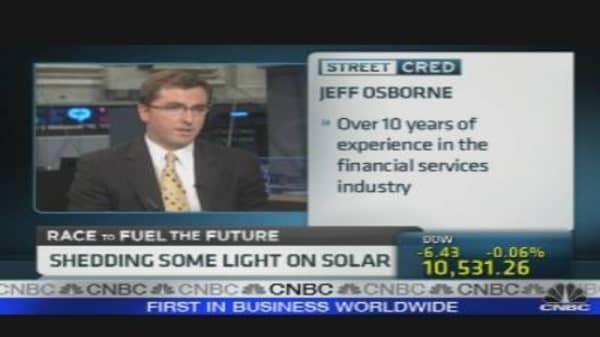 Turning UV Rays Into Profit