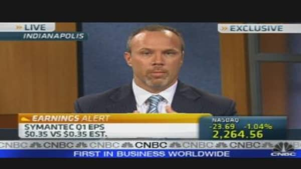 WellPoint CFO on Healthy Q2 Profit