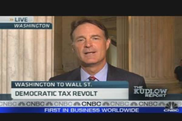 Democratic Tax Revolt