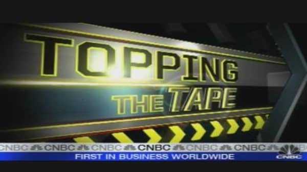 Topping the Tape