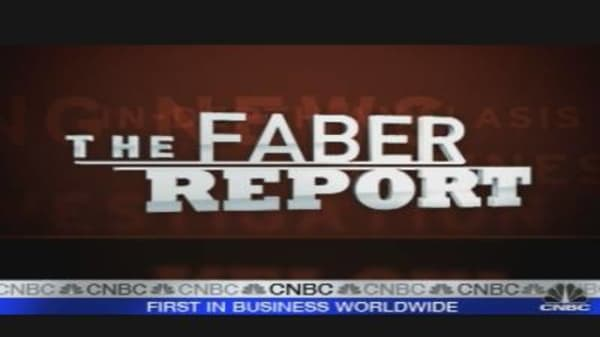 Faber Report: WCRX