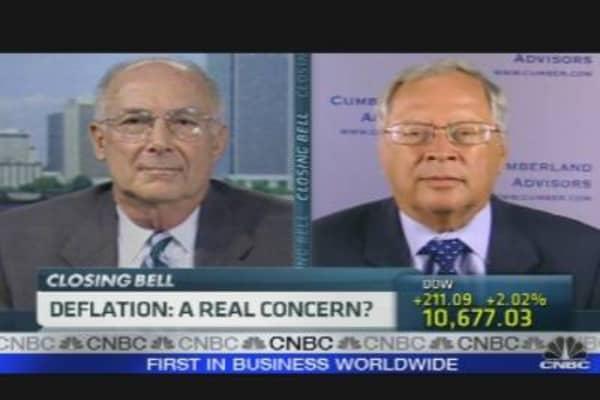 Deflation Debate