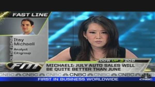 Economic Malaise: Auto Parts Makers