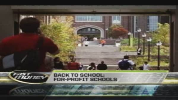 For-Profit Schools Fail Tomorrow?